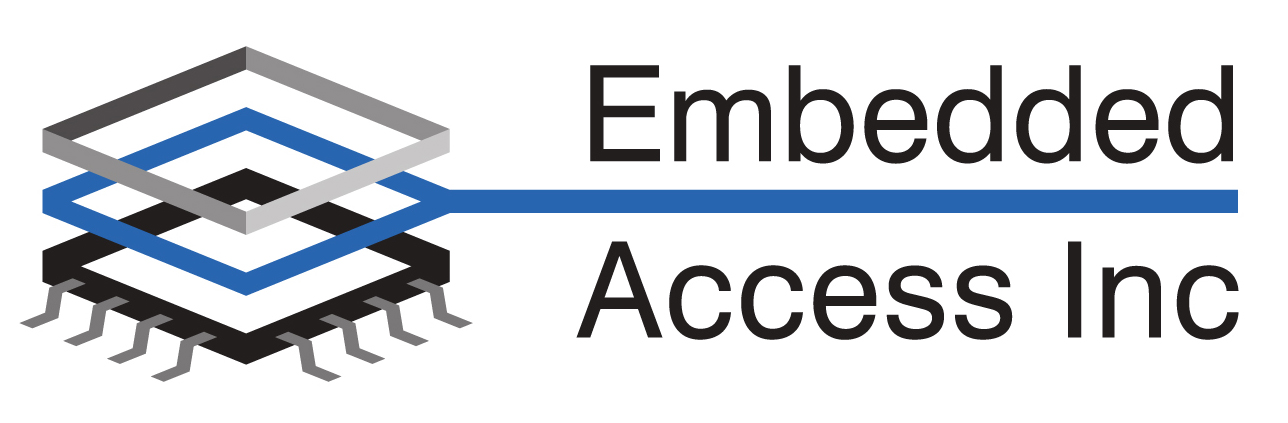 Embedded Access logo