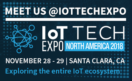 wolfSSL at IoT Tech Expo North America 2018